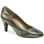 Brenda zaro Lodičky dámská obuv F552A stříbrné lodičky Brenda zaro