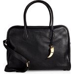 Balmain Pierre 24 Hours Leather Tote