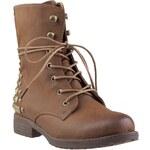 Jennifer&Jennifer šněrovací bota vysoká WS1439-29