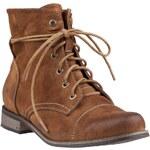 Jennifer&Jennifer šněrovací bota vysoká WS1250-2