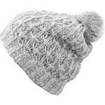 Invuu London Zimní čepice Beanie Grey 13H0435 AKCE