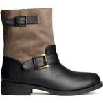 H&M Biker boots