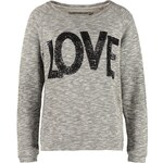 Rich & Royal LOVE Sweatshirt moon rock