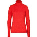 Roksanda Ilincic Wool-Mohair Colorblock Turtleneck Pullover