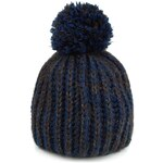 Marks and Spencer Limited Edition Lightweight Metallic Effect Knitted Bobble Hat