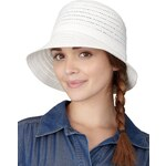 Marks and Spencer M&S Collection Small Brim Weave Braid Hat