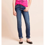 C&A Mädchen Jeans in jeans-blau von Here and There