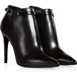 Burberry Shoes & Accessories Leather Woolwell Ankle Boots