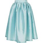Topshop Pale Blue Taffeta Skirt