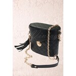 From Paris with Love! Lula Matelasse Chanel style chain shoulder bag