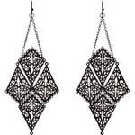 Promod Lozenge-shape earrings