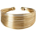 Promod Gold-coloured bracelet