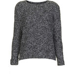 Topshop Boucle Slouchy Jumper