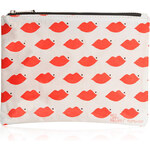 Topshop Red Lippy Project Make Up Bag