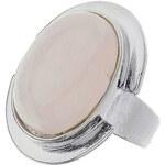 Topshop Pink Semi Precious Stone Ring