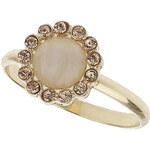 Topshop Peach Stone Ring