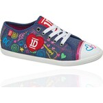 One Direction Tenisky 1D