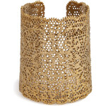 Aurélie Bidermann Gold Lace Cuff