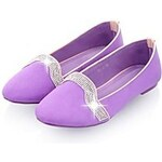 LightInTheBox Women's Flat Heel Pointed Toe Loafers Shoes (More Colors)