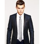 Jack & Jones All Tie - Grey