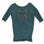Exe Jeans ladies | Trika krátký rukáv D02741 Navy