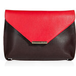 Emilio Pucci Leather Newton Envelope Clutch