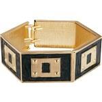 Tokyo Jane Deia Plaque Bracelet - Gold