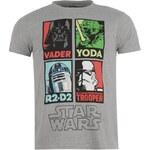 Character T Shirt Mens Star Wars Small