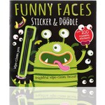 Marks and Spencer Funny Faces Alien Book