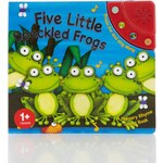 Marks and Spencer Five Little Speckled Frogs Book