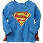 Gap Junk Food Superhero Cape Tee - Superman