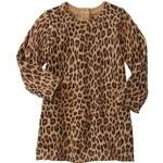 Gap Leopard Sweater Dress - Leopard print
