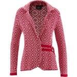 Pletený, krojový kabátek bonprix