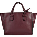 Valentino Leather Office Tote