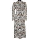 Valentino Lace Midi-Dress
