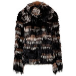 Roberto Cavalli Fox Fur Coat