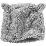Gap Sherpa Bear Beanie - Dark heather grey