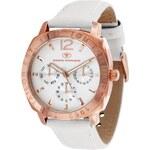 Tom Tailor Uhr weiß/rosé