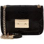 Michael Michael Kors Embossed Patent Leather Sloan Shoulder Bag