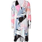 Emilio Pucci Printed Jersey Wrap Dress
