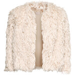 H&M Fake fur cardigan