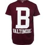 "Terranova T-shirt with ""Baltimore"" print"