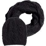 H&M Set. Hat+Tube scarf