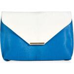 Emilio Pucci Leather Newton Envelope Clutch