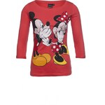 Terranova T-shirt with Minnie and Mickie Mouse print