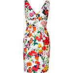 Moschino Floral Print Dress