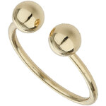 Topshop Metal Ball Ring