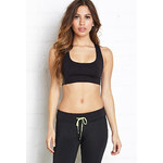 FOREVER21 Low Impact- Seamless Sports Bra