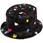 Valentino Feather Animalia Hat