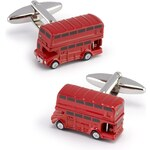 Marks and Spencer London Bus Cufflinks